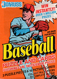 1990 donruss baseball wax pack