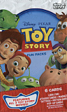 2010 topps toy story fun packs pack