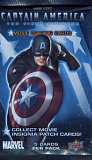 2011 upper deck captain america the first avenger retail pack