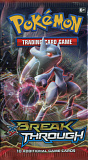 2015 pokemon tcg xy breakthrough booster pack mewtwo