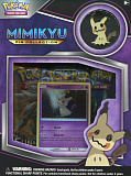 2017 pokemon trading card game mimikyu pin collection
