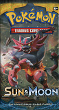 pokemon trading card game sun and moon booster pack incineroar