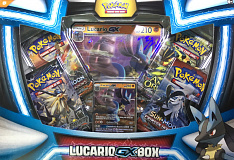 2018 pokemon tcg lucario gx box