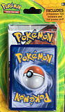 pokemon tcg 3 boosters 1 foil promo blister shining legends