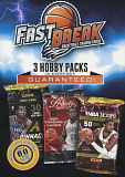 mj holding company fast break basketball trading cards box 01