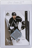 damaged drew doughty card in soft holder