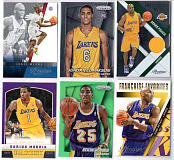 los angeles lakers lot 1 a